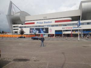 Philips Arena, а я маленький такой